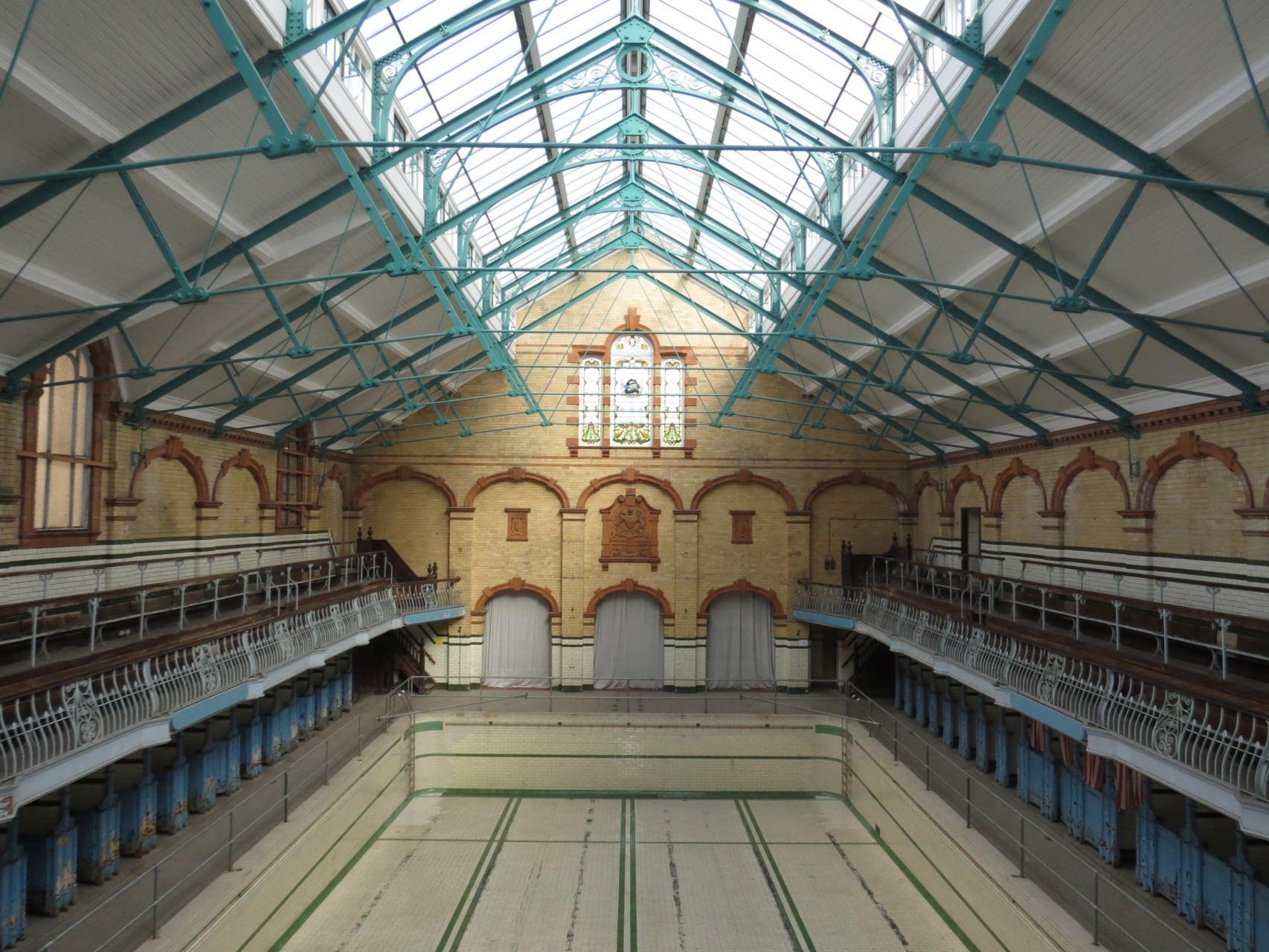 Gala Pool, Victoria Baths, Manchester
