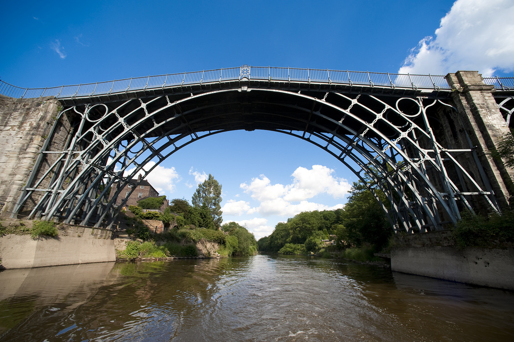 Iron Bridge, Ironbridge Gorge