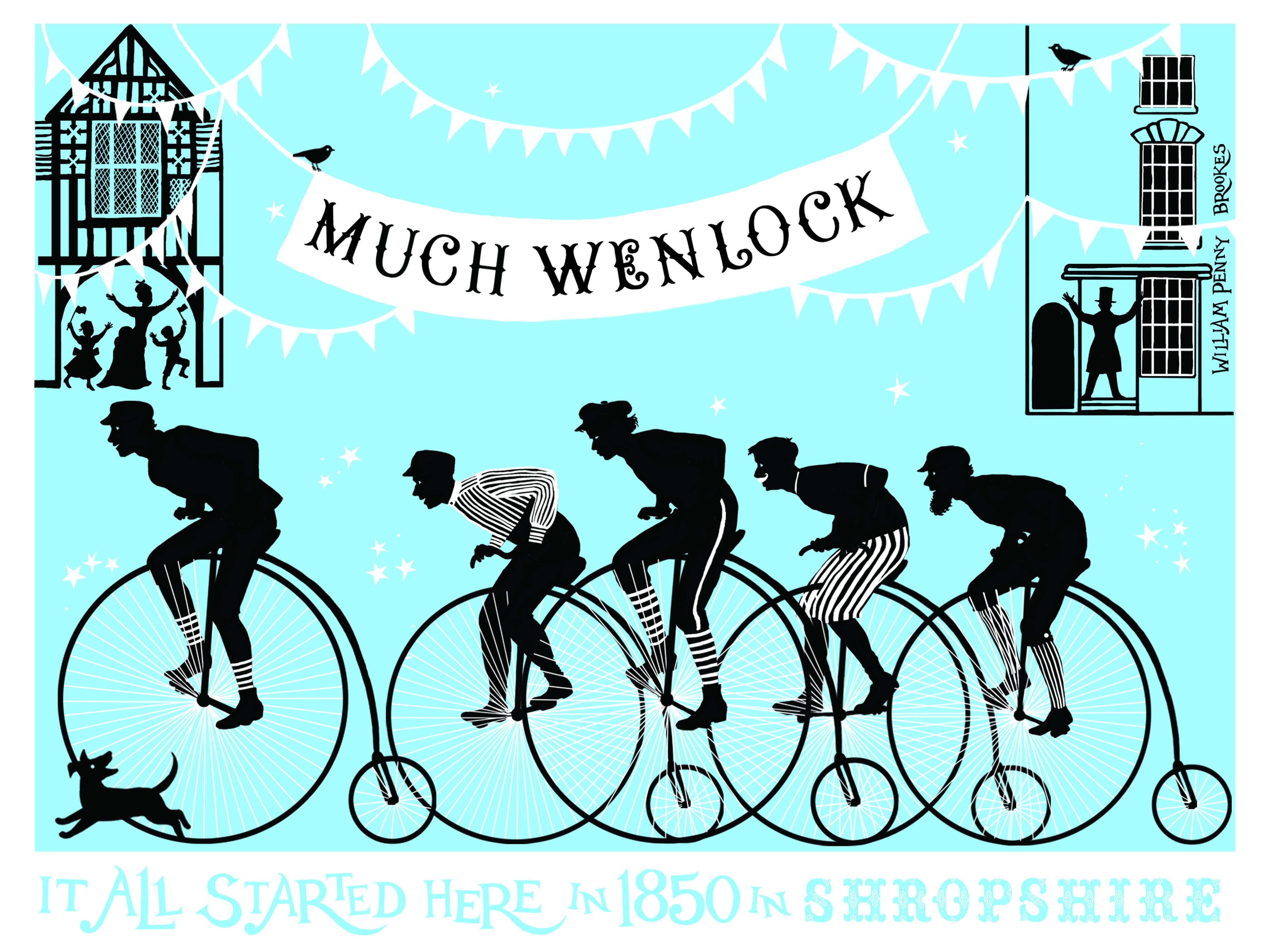Much Wenlock 2012