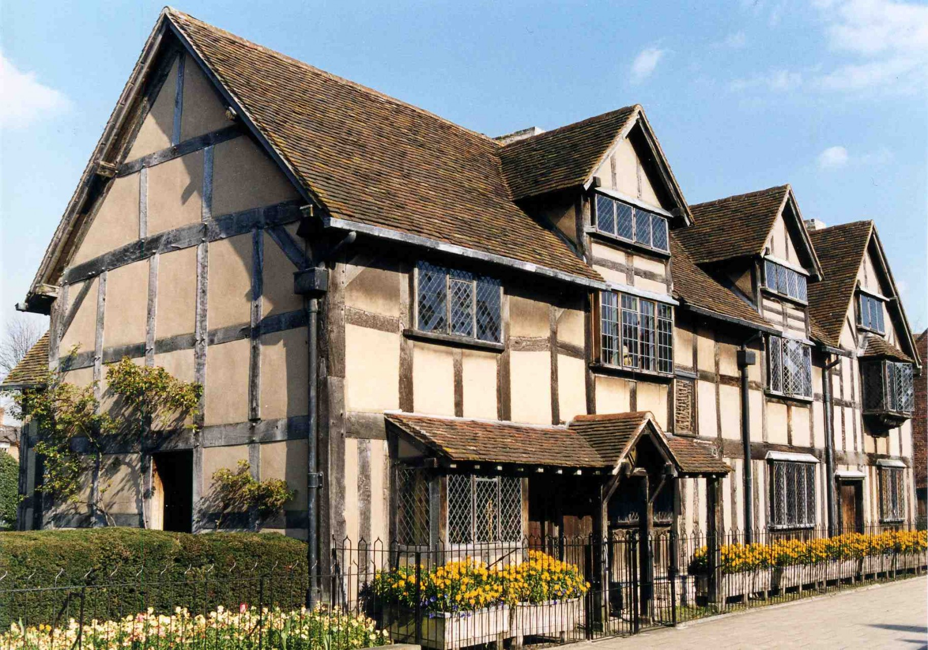 Shakespeare Birthplace, Stratford Upon Avon