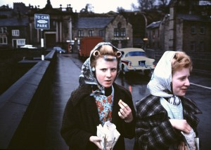 Mill girls, 1960. Courtesy of John Bulmer