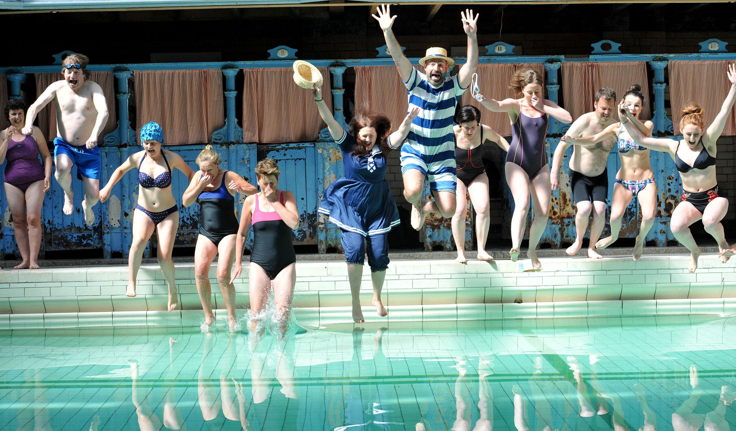 Creating a splash for Victoria Baths